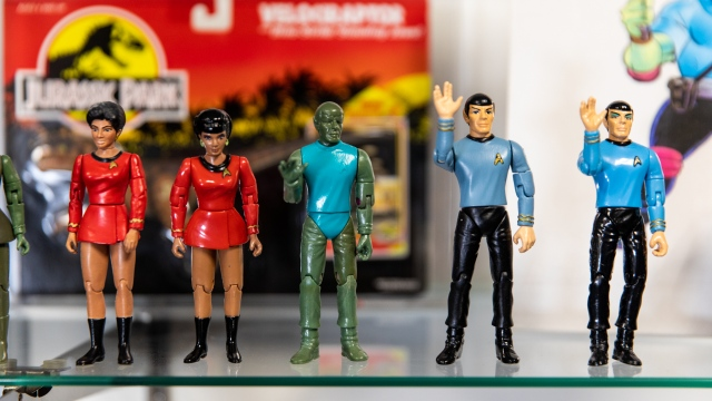Prototype Toys and Vintage Collectibles Showcase