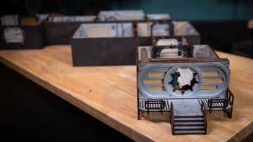 Let's Build: Wargaming Fallout Shelter, Part 1