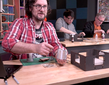 Let's Build: Wargaming Fallout Shelter, Part 3