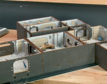 Let's Build: Wargaming Fallout Shelter, Part 4