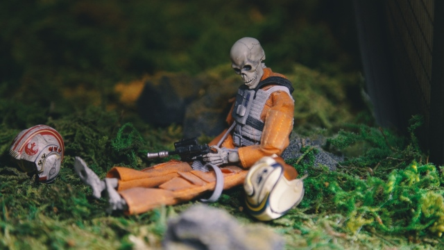 Custom Figure Clothing in Toy Photography!