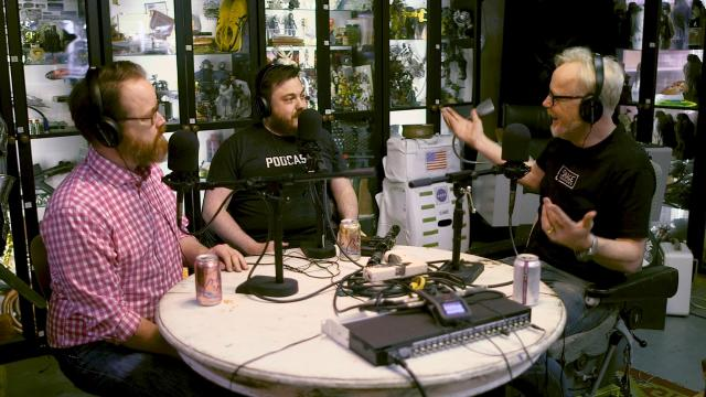 The Fabric of Fiction – Still Untitled: The Adam Savage Project – 3/26/19