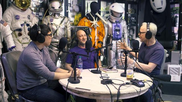 On Twitter Too Much – Still Untitled: The Adam Savage Project – 4/23/19