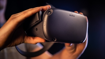 Oculus Quest VR Headset Review!