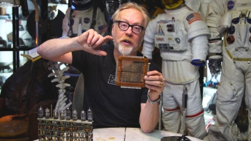 Adam Savage's Computer History Collection!