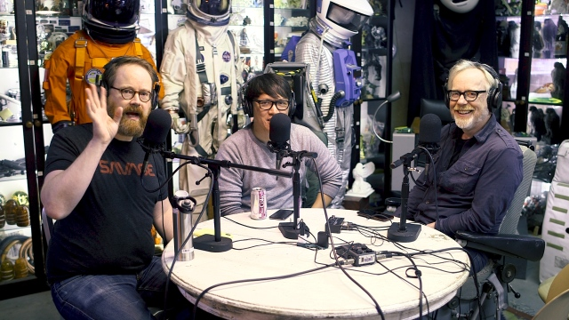 From Fall to Fan Fusion – Still Untitled: The Adam Savage Project – 5/28/19