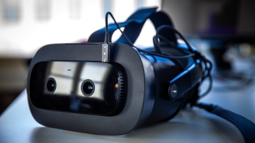 Varjo XR-1 Augmented Reality Headset Hands-On!