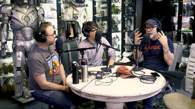 Learning to Fly – Still Untitled: The Adam Savage Project – 6/18/19