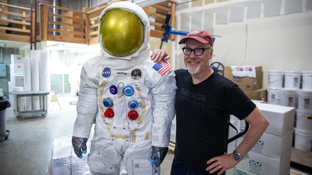 Replicating Neil Armstrong's Apollo Spacesuit!