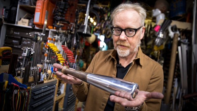 Adam Savage's One Day Builds: Hero Prop for TV Show!