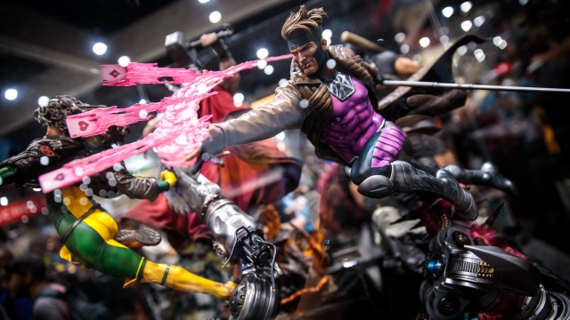 Sideshow Collectibles Booth Tour at Comic-Con 2019