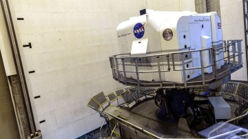 Tested: Piloting NASA's Vertical Motion Simulator!