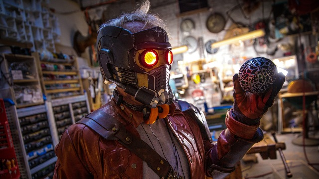 Adam Savage's One Day Builds: Star-Lord Cosplay!