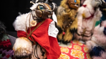 The Custom Plush Creatures of Ivonne Escoto