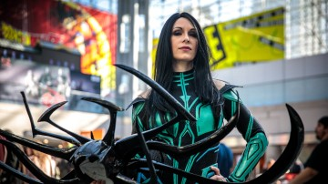 Cosplayer Beverly Downen Shows Adam Savage Her Rebuilt Hela Costume!