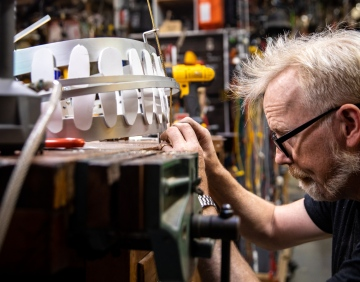 Adam Savage's One Day Builds: No-Face Animatronic Mouth!