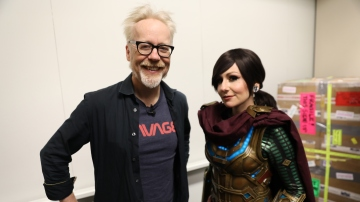 Kawaii Mayhem Shows Adam Savage Her Scratch-Built Mysterio Costume!