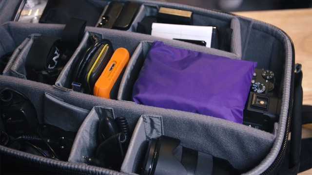 Show and Tell: New Travel Camera Bag