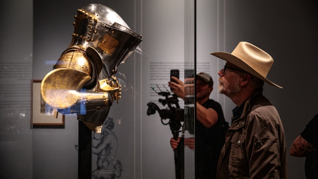 Gallery: The Last Knight Exhibit at The MET