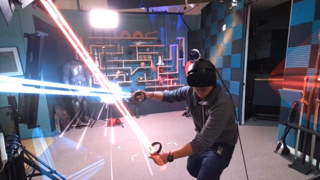 PROJECTIONS: How Mixed Reality Game Trailers Are Made