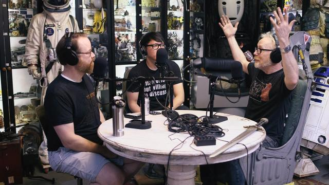 They Delivered on the Monsters – Still Untitled: The Adam Savage Project – 10/29/19