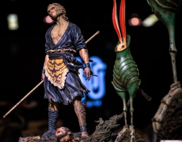 The Mythical Art Figures of Manas+SUM!