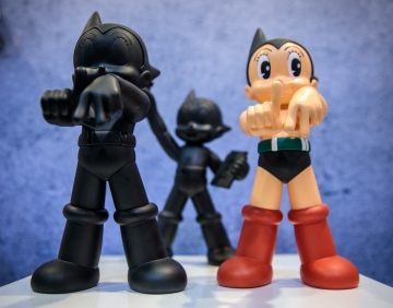 Remixing Pop Culture Icons into Modern Toys