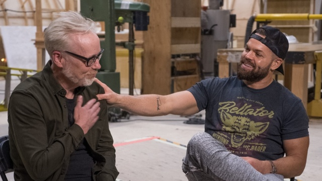 Adam Savage Talks with The Expanse's Wes Chatham!