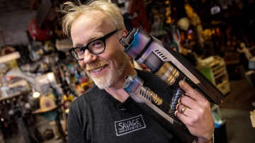Adam Savage's Reddit Secret Santa Gift for HungryBaconElephant!
