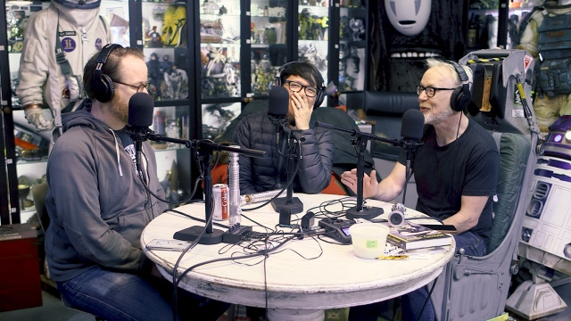 The Rise of Skywalker SPOILERCAST – Still Untitled: The Adam Savage Project – 12/24/19