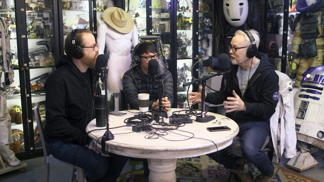 Adam Goes to Camp – Still Untitled: The Adam Savage Project – 1/28/20