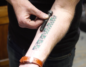 Ask Adam: Have You Used Your Tattoo Yet?