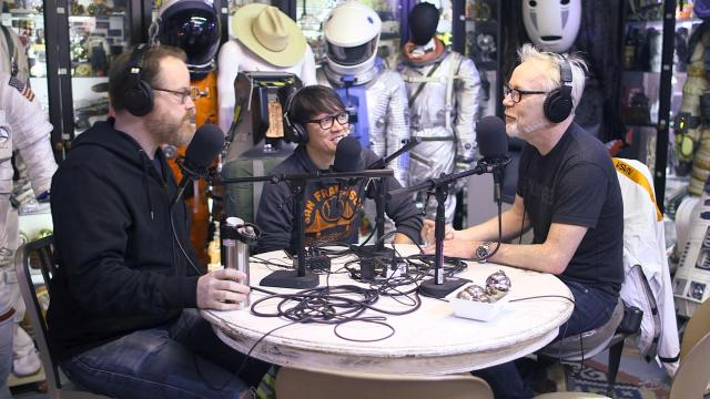 Plumbing Stories –  Still Untitled: The Adam Savage Project – 2/25/20