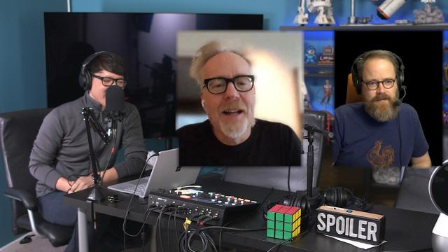 A New Normal –  Still Untitled: The Adam Savage Project – 3/17/20