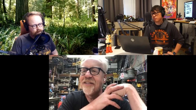 Baby Zoomers –  Still Untitled: The Adam Savage Project – 3/24/20