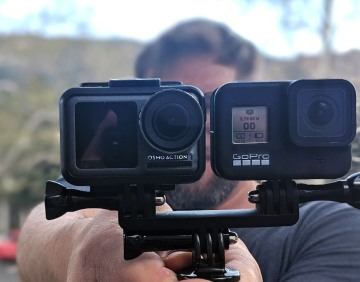 Tested: GoPro Hero8 Black vs DJI Osmo Action!