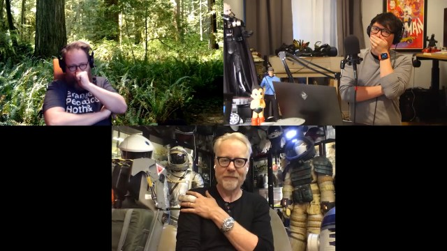 Adam's Finger Accident – Still Untitled: The Adam Savage Project – 3/31/20