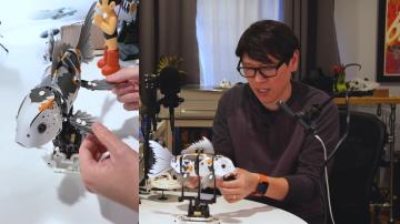Tested From Home: LEGO Builds and Camera Test!