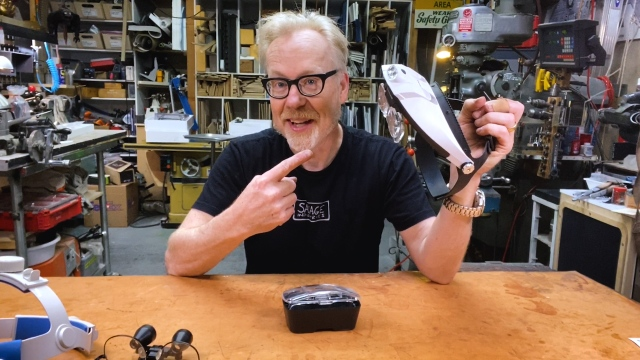 Adam Savage's Favorite Tools: Wearable Magnifiers!