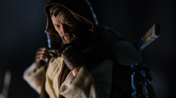 Show and Tell: The Art of Sideshow Collectibles' Star Wars Figures