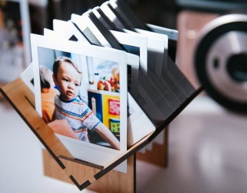 Show and Tell: Instant Film Printer and Custom Display!
