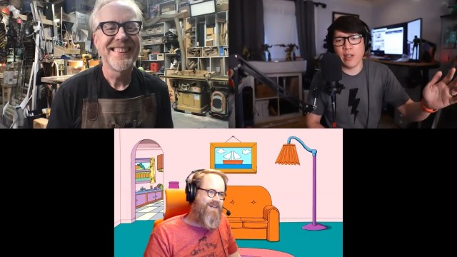 OK To Go – Still Untitled: The Adam Savage Project – 5/26/20