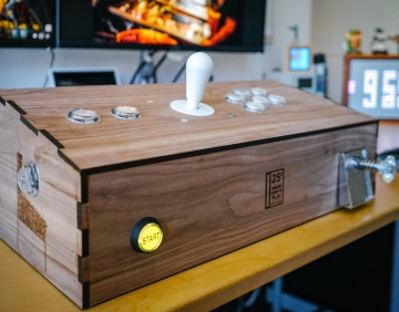 Tested From Home: Jeremy's PinSim Mini Virtual Pinball Controller!
