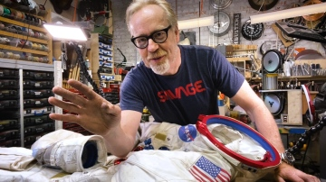 Adam Savage's Apollo A7L Spacesuit Upgrade!