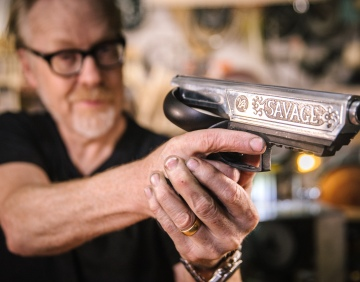 Adam Savage's One Day Builds: Custom Pistol Whip Controller!