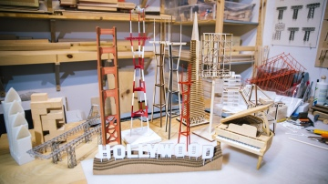 The Beautiful Architectural Model Kits of Metropolitan Craft