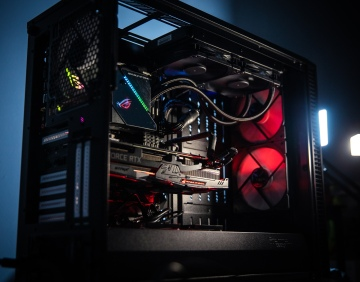Building a New Gaming and VR PC for 2020