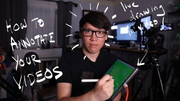 How To Draw and Annotate on Live Videos in Real-Time