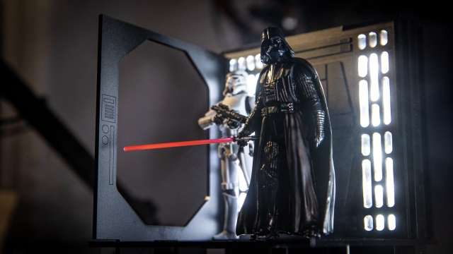 How To Make a Star Wars Action Figure Diorama