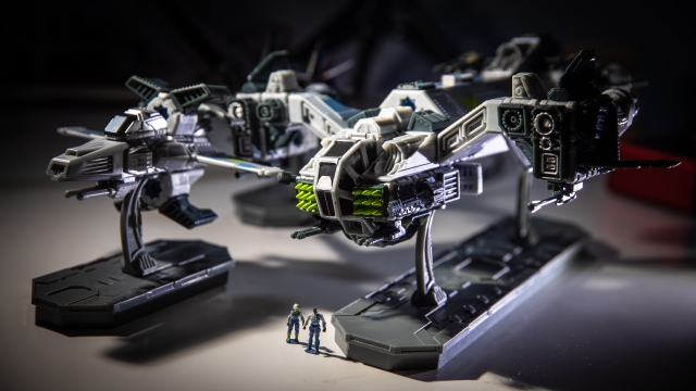 Snap Ships Modular Spaceship Building Kits!